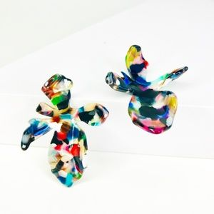 CLOSET REHAB Jewelry - RESTOCKED Lily Stud Earring in Multicolor